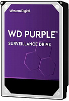 "Жесткий диск HDD WD SATA 10Tb Purple 6Gb/s 3.5"" 7200rpm 256MB 24x7, WD102PURZ"
