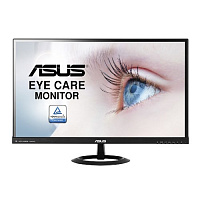 "Монитор ""27"" Asus VX279Q 1920x1080, 80M:1, 250cd/m^2, HDMI, DP, MHL, 5ms, AH-IPS, черный"
