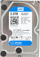 "HDD-SATA ||| 2000 Gb жесткий диск 3.5"" Western Digital Blue WD20EZRZ"